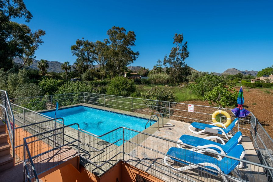 Owners abroad Pollensa holiday villa rental