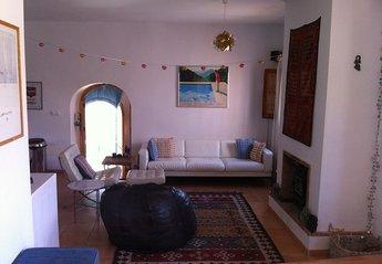 Finca in Spain, Cartagena: Living Room