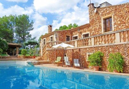 Villa in Costa de Los Pinos, Majorca