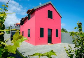 A Casa do Lagar  Madeira Island