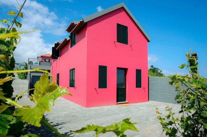 Owners abroad A Casa do Lagar Madeira Island