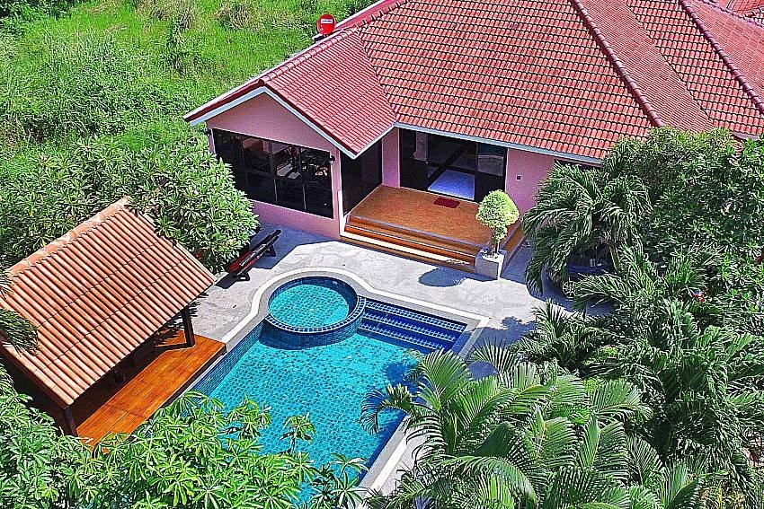 Owners abroad Baan Chatmanee | Modern 5 Bedroom Pool Villa in Jomtien South Pat