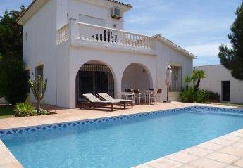 3 bedroom Villa for rent in Las Chapas