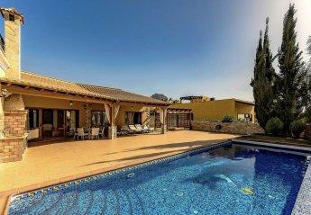 5 bedroom Villa for rent in Costa Adeje Golf