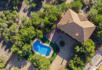7 bedroom Villa for rent in Rojales