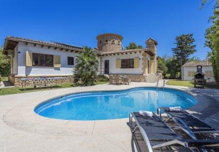 Villa in Las Palmeras, Majorca