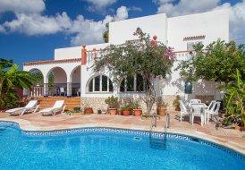 Villa in Cala de Bou, Ibiza