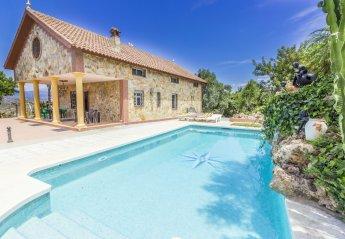 8 bedroom Villa for rent in Coin