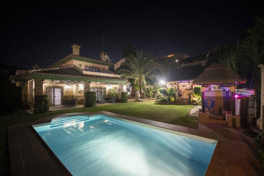 Villa in Spain, Jardin Botánico