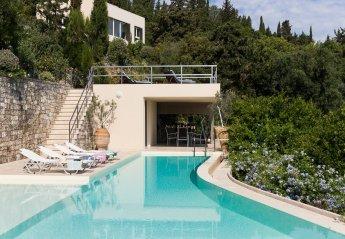 7 bedroom Villa for rent in Paxos