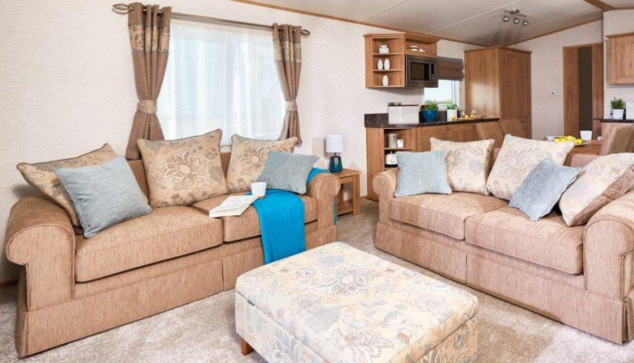 Lodge in United Kingdom, South Cerney