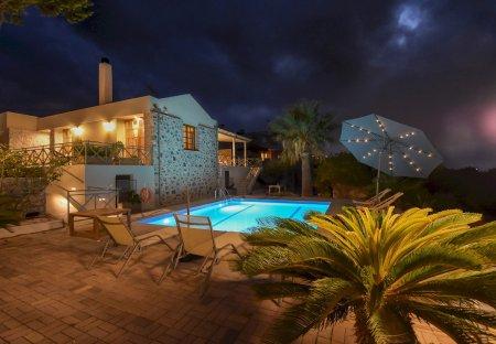 Villa in Adele, Crete