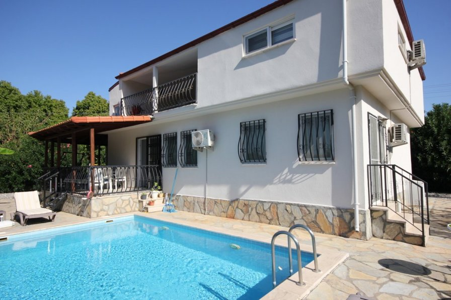 Villa in Turkey, Okcular