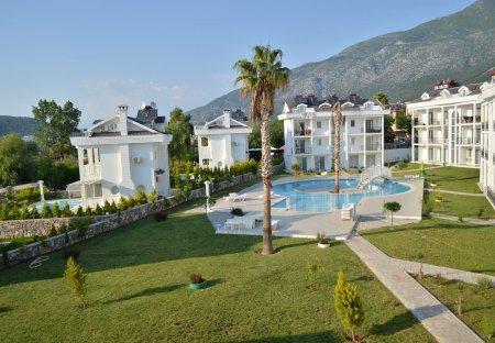 Apartment in Ovacik, Turkey