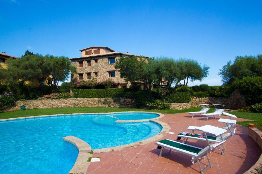 Apartment in Italy, Porto Rotondo