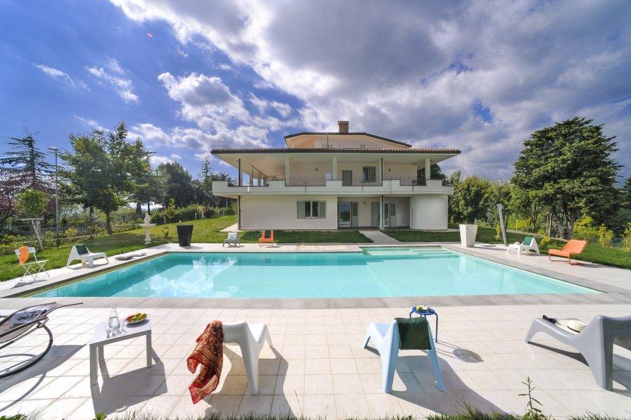 Apartment in Italy, Belvedere Fogliense