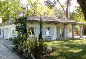 3 bedroom Villa for rent in Arcachon Bay