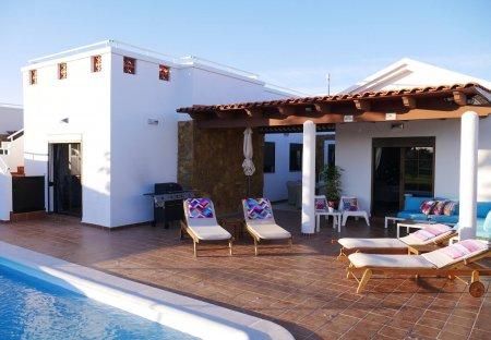 Villa in Urbanización Fuerteventura Golf Club, Fuerteventura