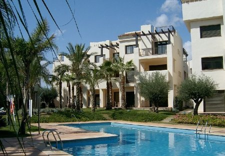 Apartment in Roda Golf Resort, Spain: 1st floor apartment with views to the pool and gardens