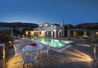 6 bedroom Villa for rent in Paros