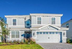 Villa in Lake Davenport, Florida