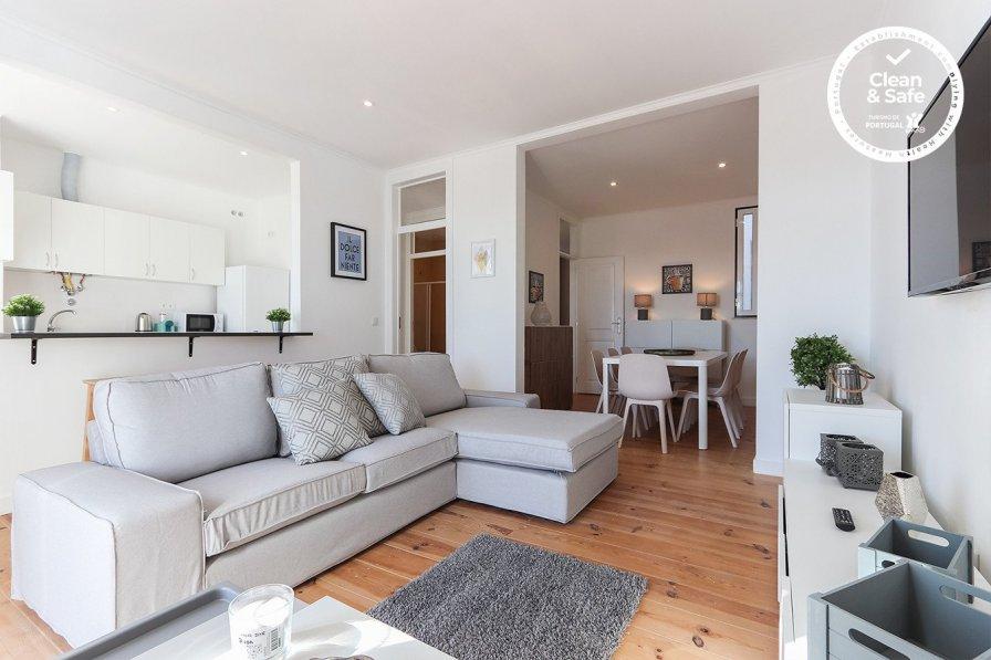 Apartment in Portugal, Coraçăo de Jesus