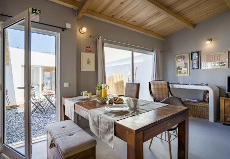 Studio Apartment in Fontainhas, Lisbon Metropolitan Area
