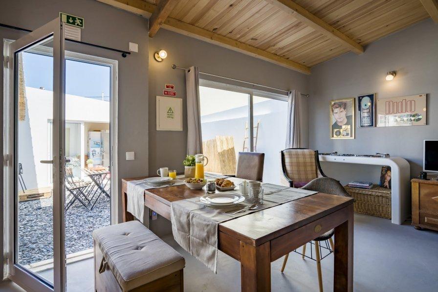 Studio apartment in Portugal, Fontainhas