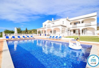 6 bedroom Villa for rent in Faro