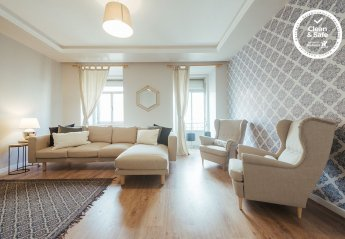 5 bedroom Apartment for rent in Central Lisbon