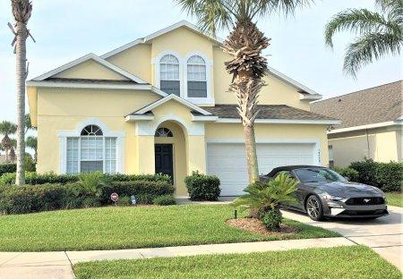 Villa in Glenbrook Resort, Florida