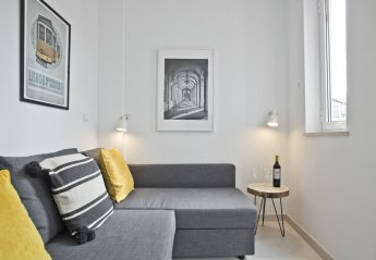 1 bedroom Apartment for rent in Lisbon