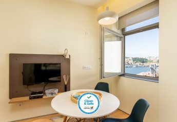 1 bedroom Apartment for rent in Sé do Porto