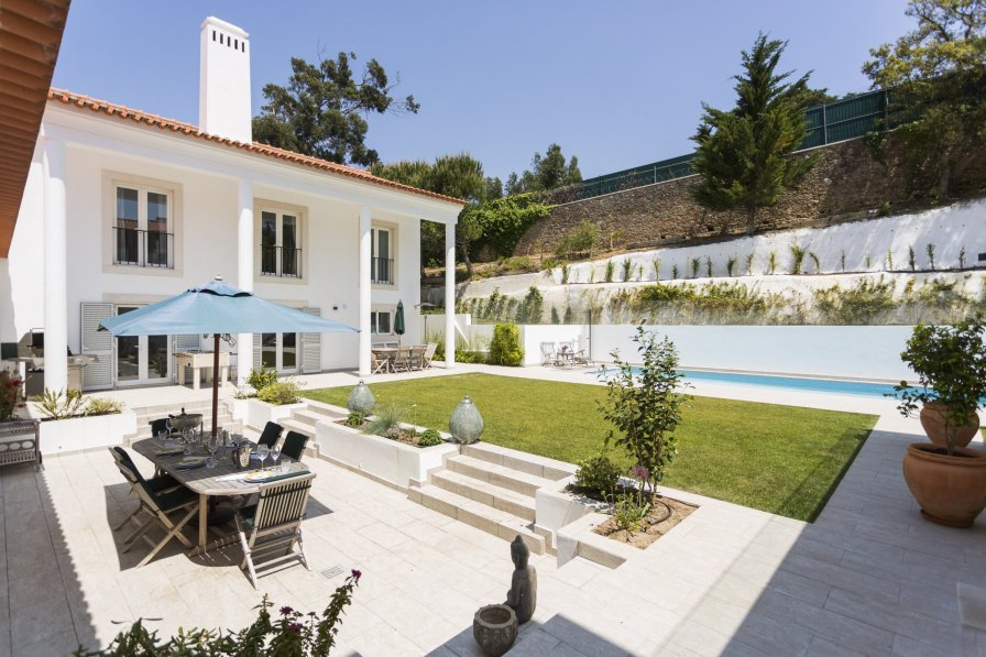 Villa in Portugal, Quinta Patino