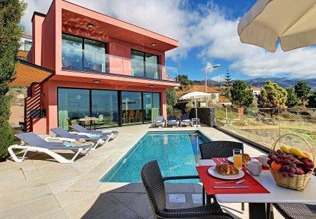 Villa in Jardim Pelado, Madeira