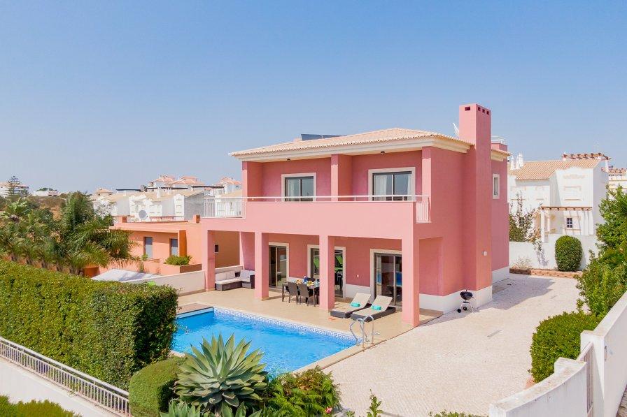Villa in Portugal, Santa Maria (Lagos)