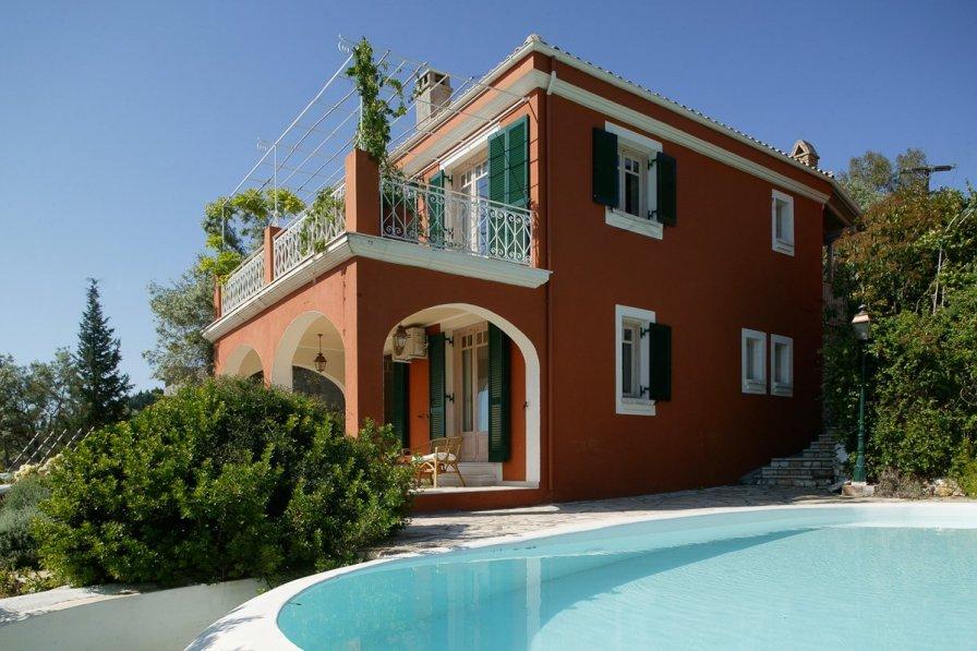 Villa in Greece, Ligia: ANTHEA ROSSA