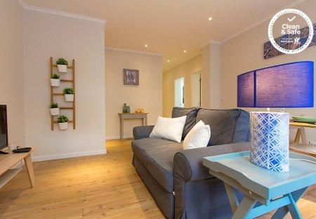 Apartment in Santo Condestável, Lisbon Metropolitan Area