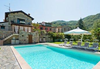3 bedroom Villa for rent in Fivizzano