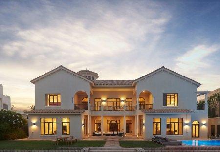 Villa in The Palm Jumeirah, United Arab Emirates