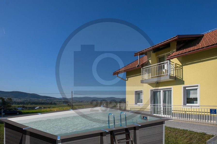Villa in Croatia, Ribarići