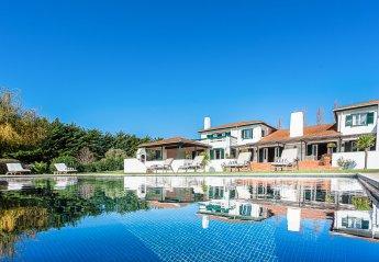7 bedroom Villa for rent in Praia Grande