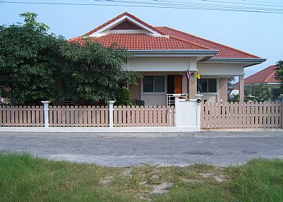 House in Thailand, Hua Hin: The Bungalow