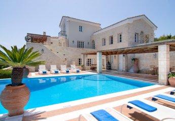 8 bedroom Villa for rent in Elounda