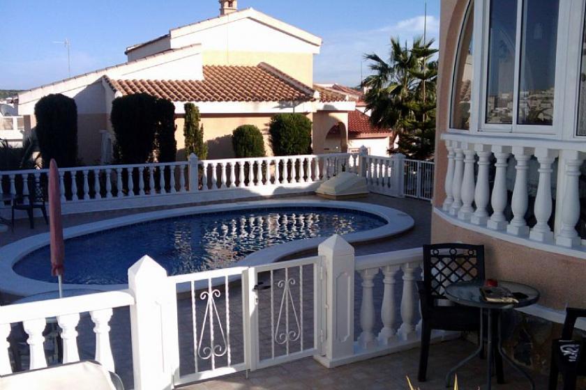 Villa to rent in quesada spain with private pool 34666 for Casa decoracion ciudad quesada