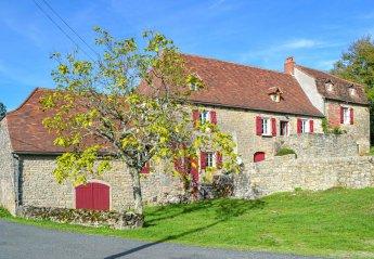 5 bedroom Villa for rent in Figeac