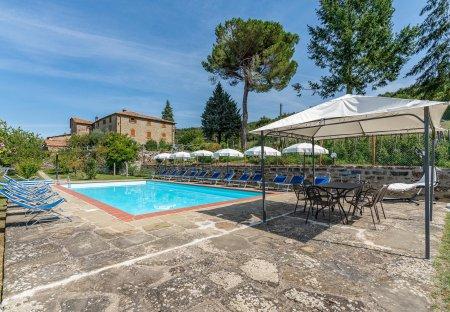 Villa in Cortona, Italy