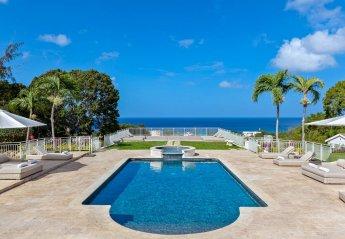 6 bedroom Villa for rent in Holetown
