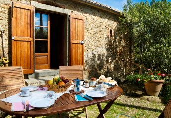 2 bedroom House for rent in Cortona