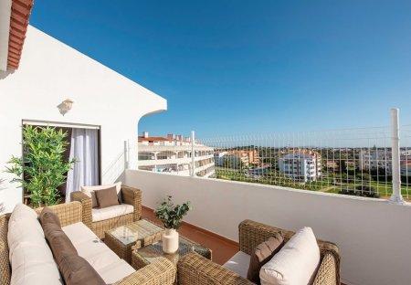 Penthouse Apartment in Albufeira, Algarve